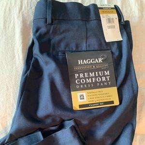 Haggar dress pants NWT 34/30